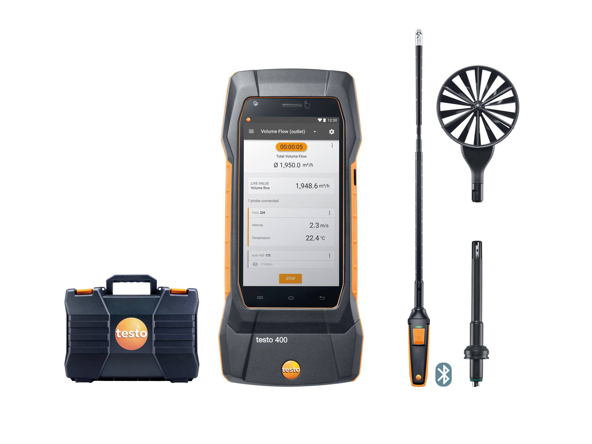 testo 400 German Design Award