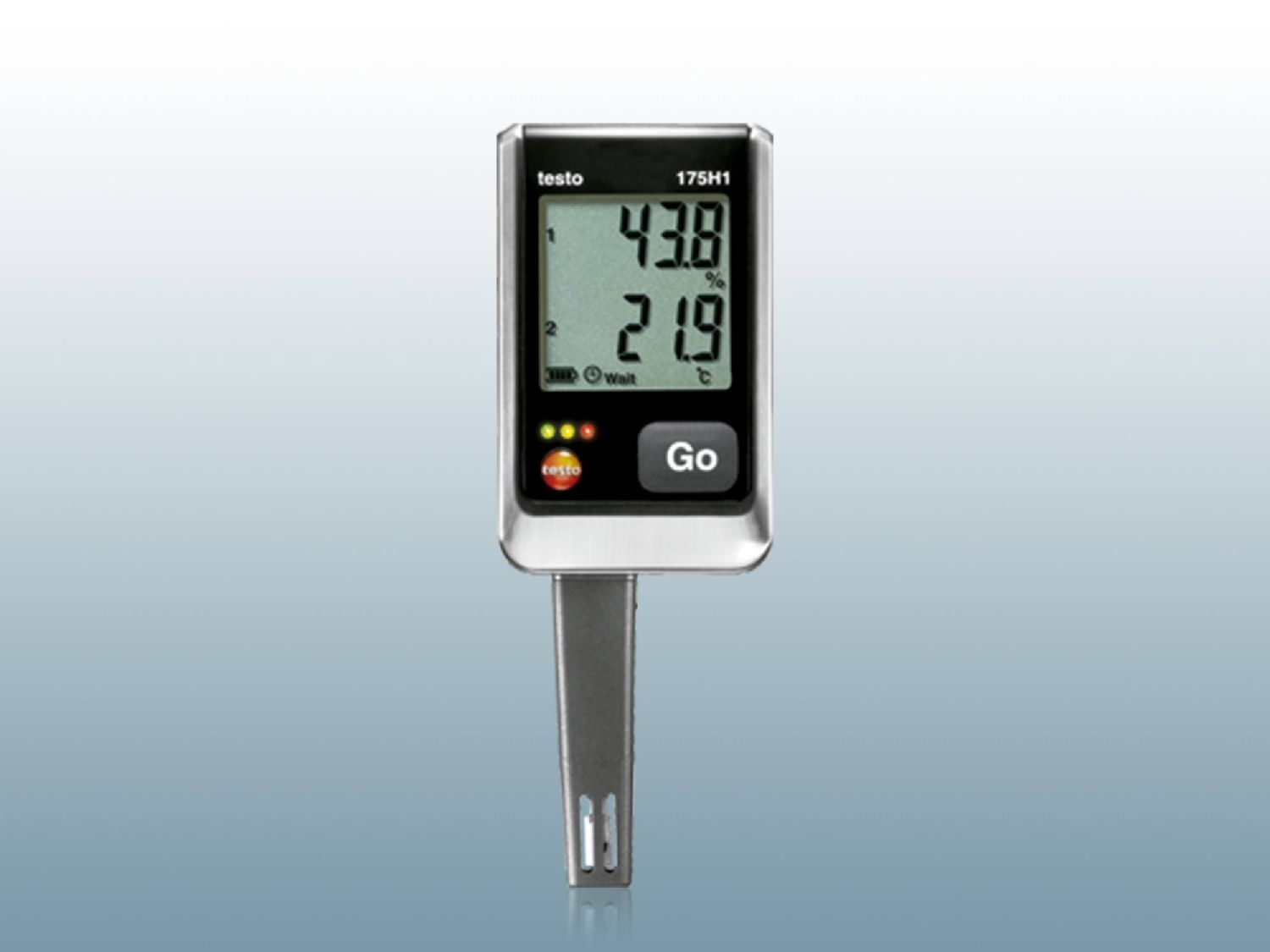 Humidity data logger testo 176 H1