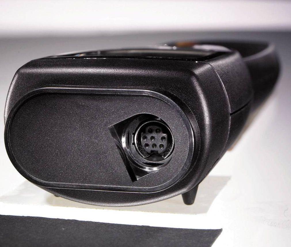 Termómetro testo 110: conector