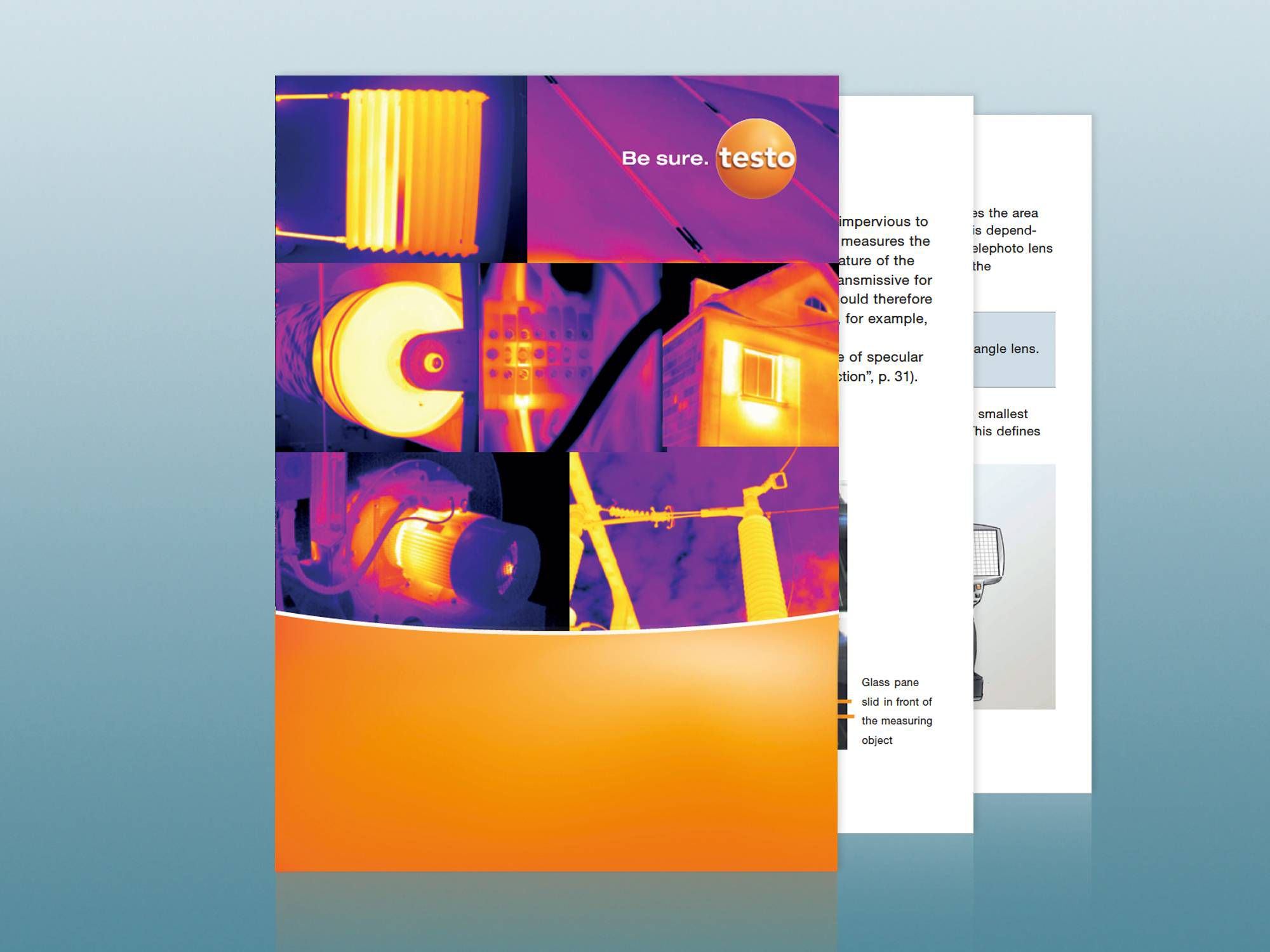Pocket guide thermography