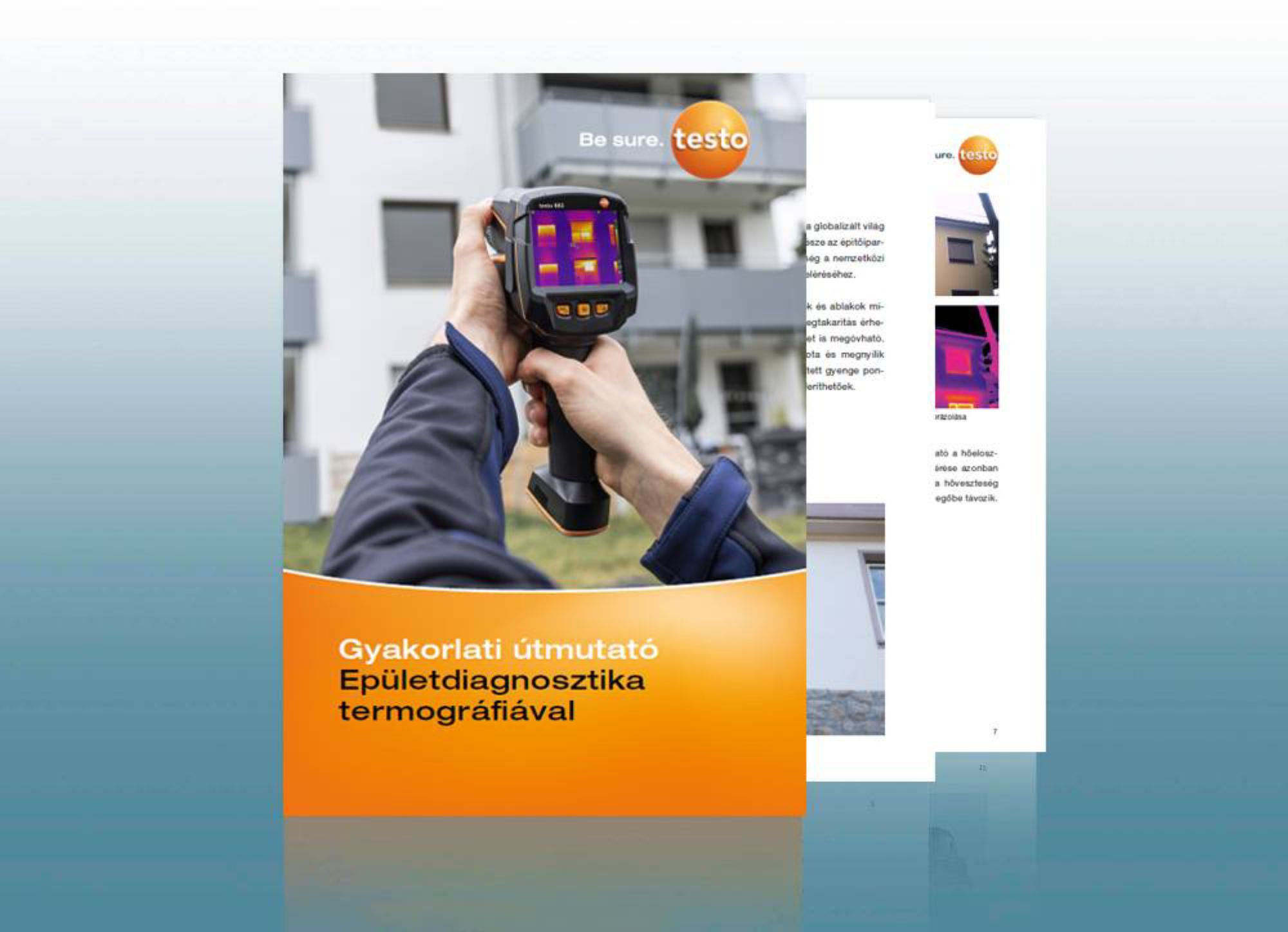 Practical guide thermography for building contractors