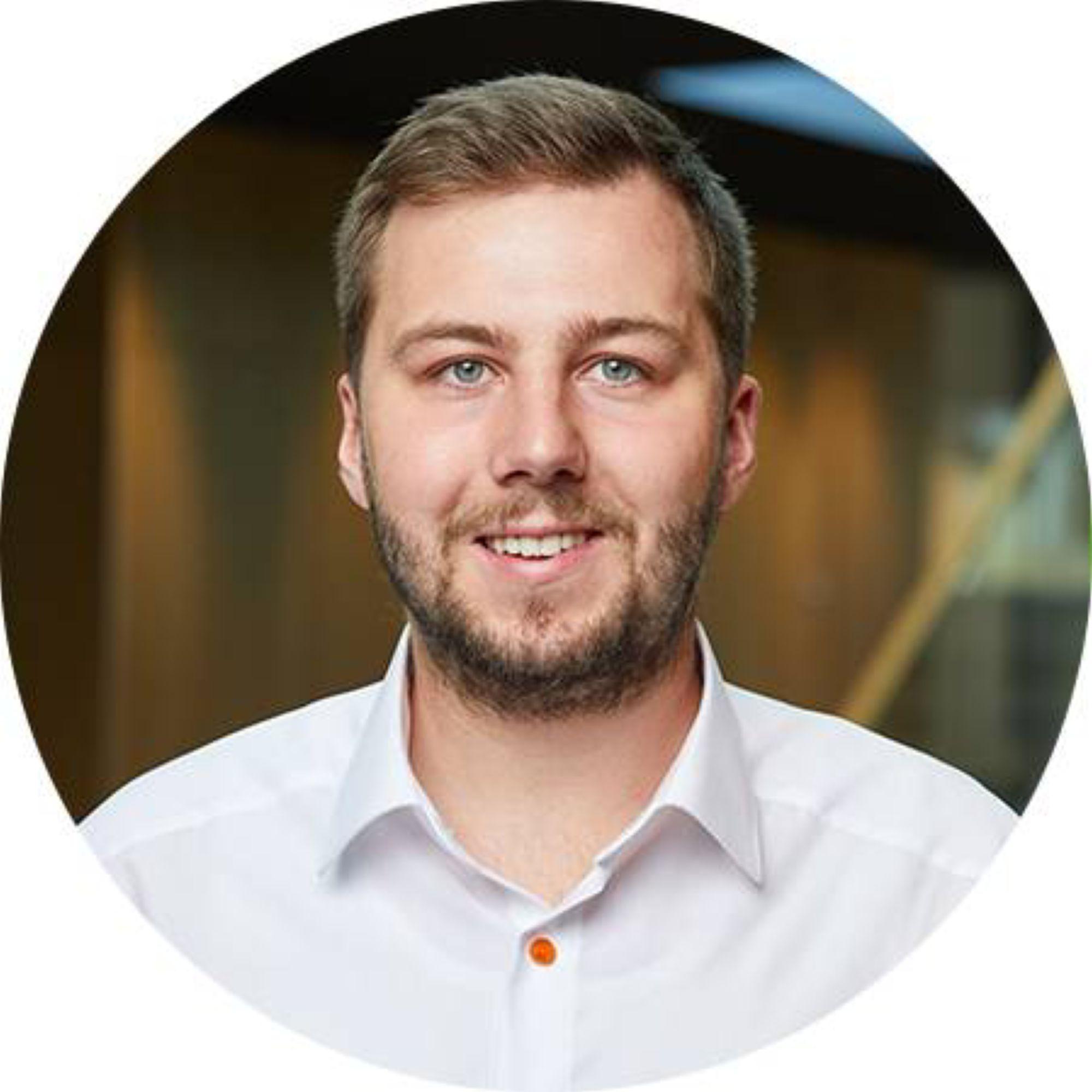 Applikationsspezialist Dieter Ackermann