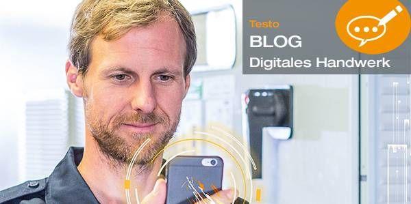 Testo Blog - Digitales Handwerk