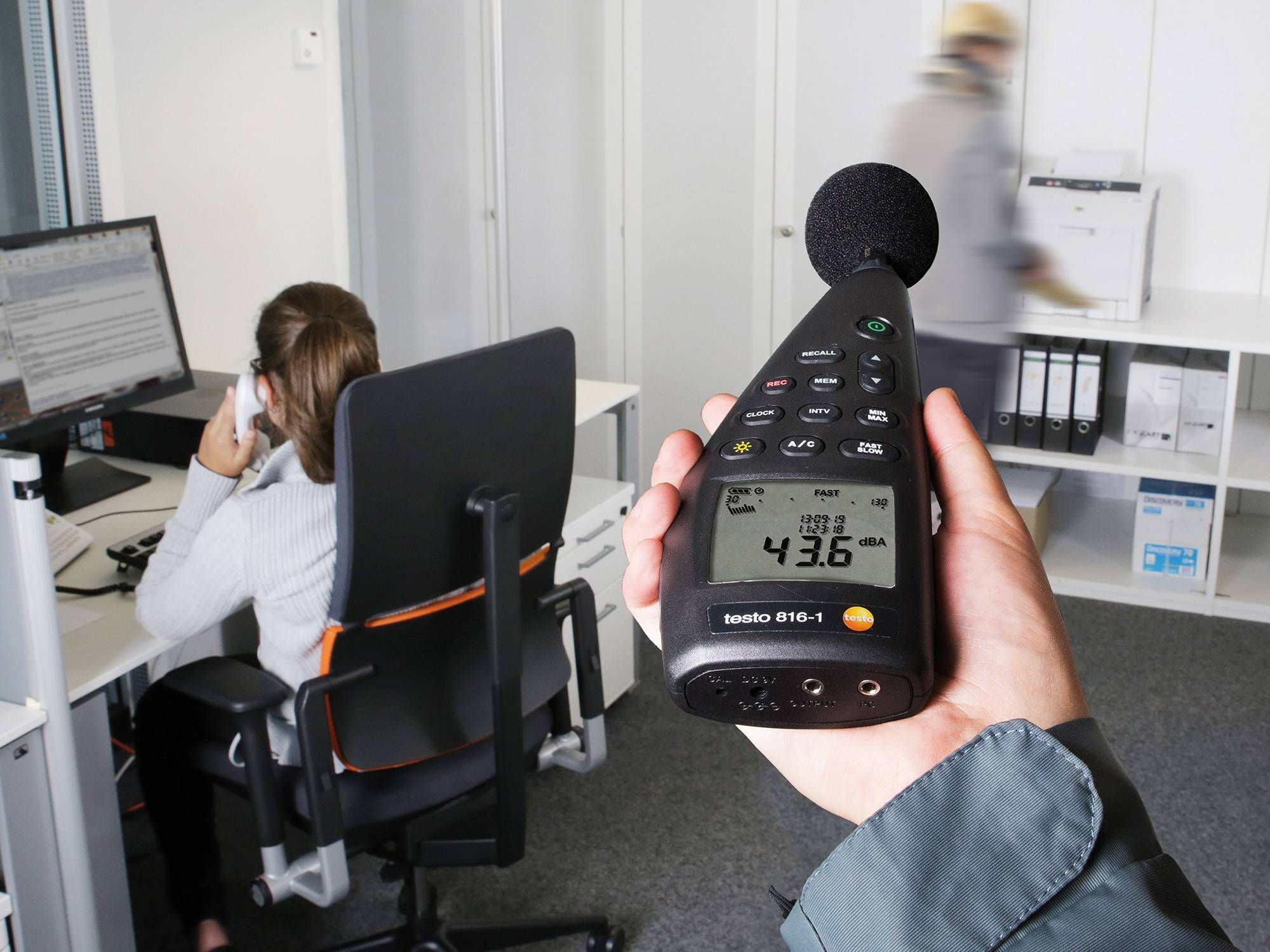 Sound level meters: The modern way to carry out approval