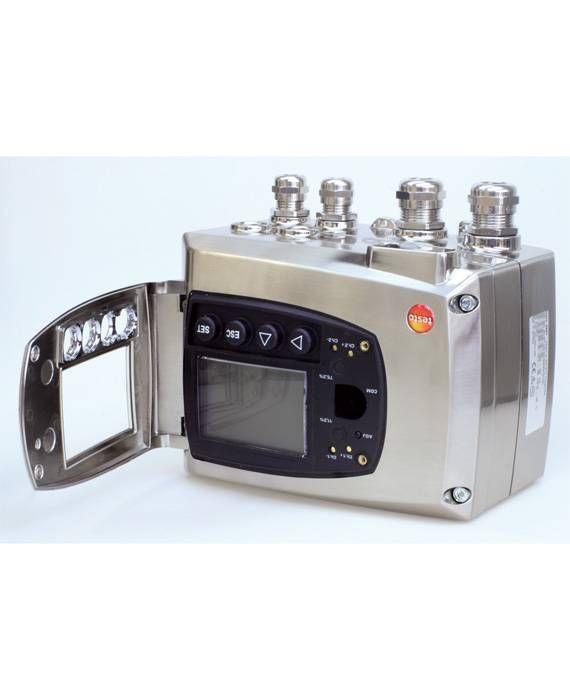 testo 6681 transmitter omvormer