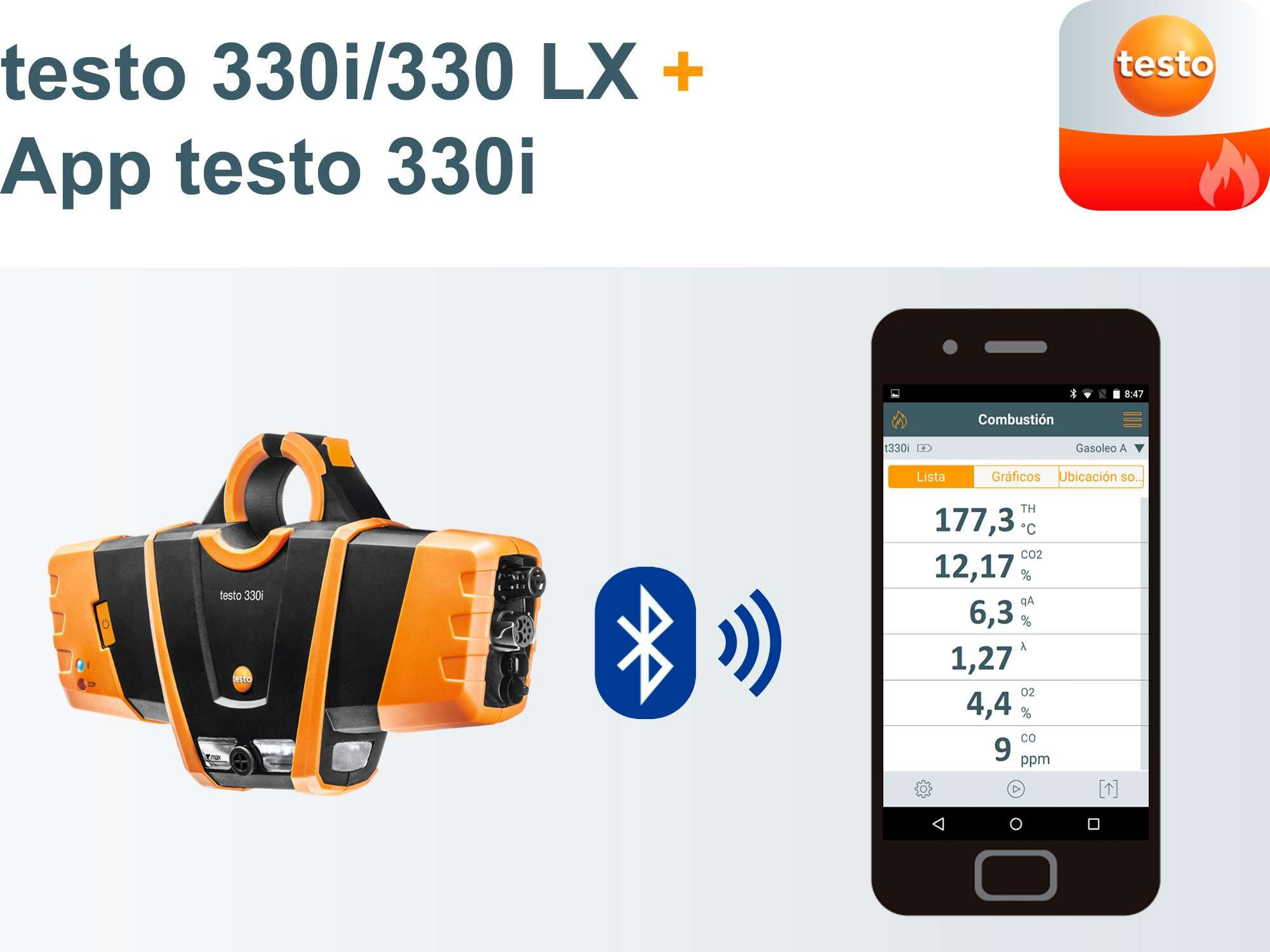 Analizador-combustion-testo-330i