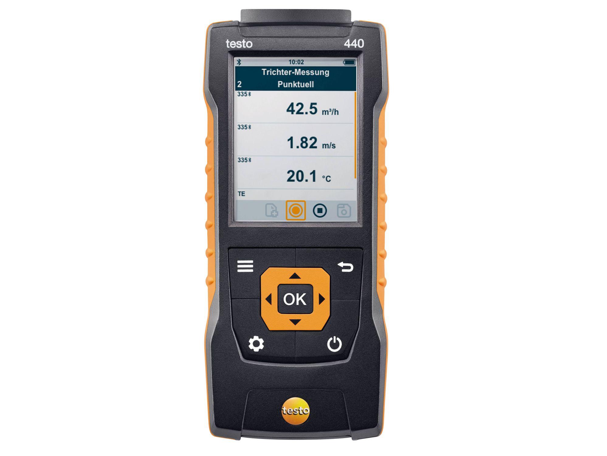 testo 440 Klimamessgerät