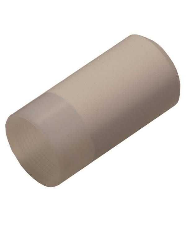 PTFE sintered filter, Ø 21 mm, for corrosive substances