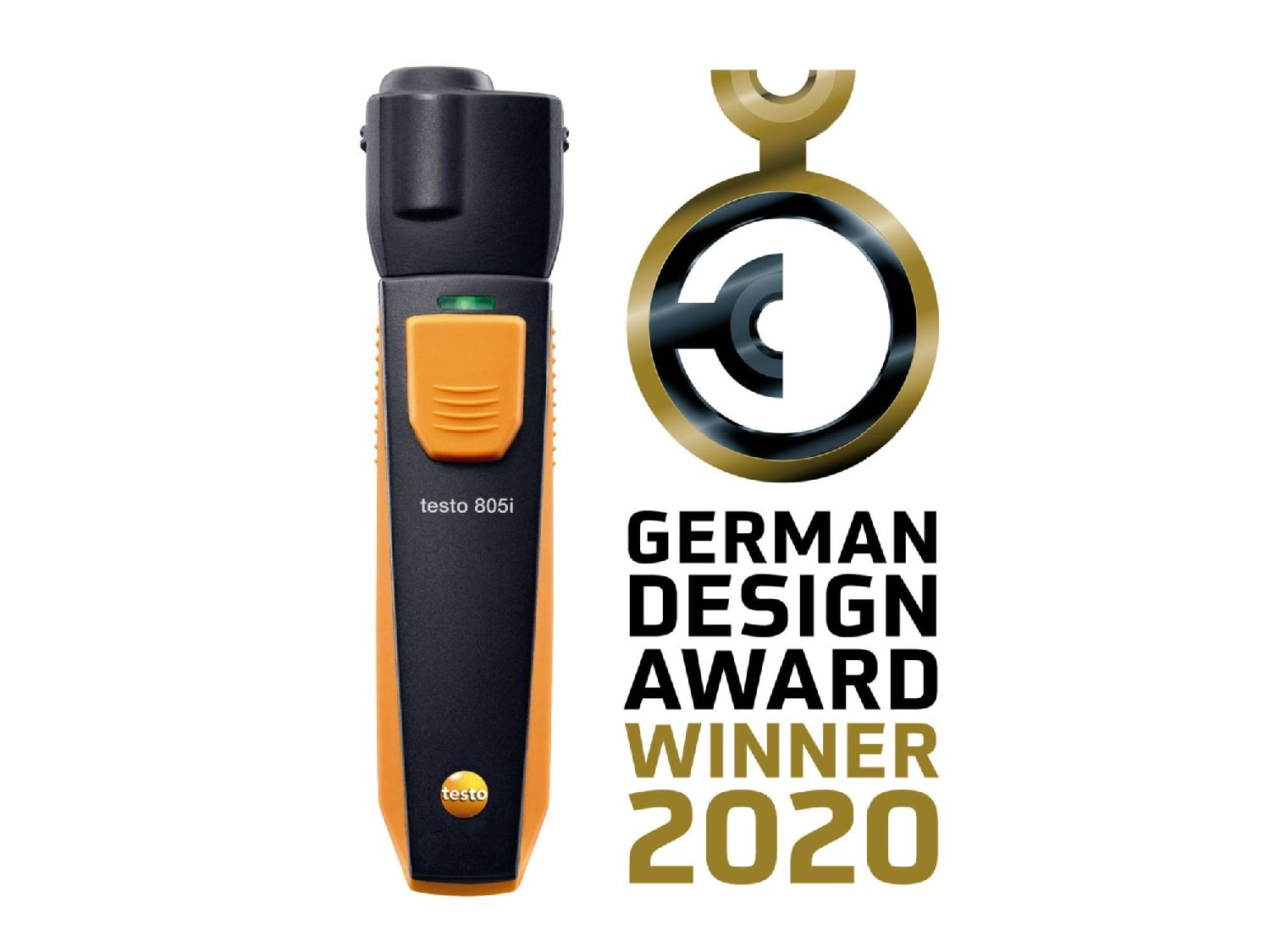 testo 805i German Design Award