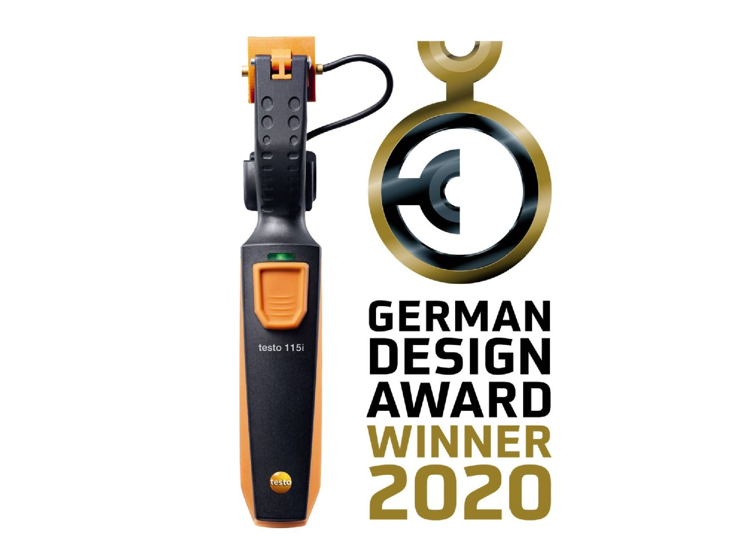 testo 115i German Design Award