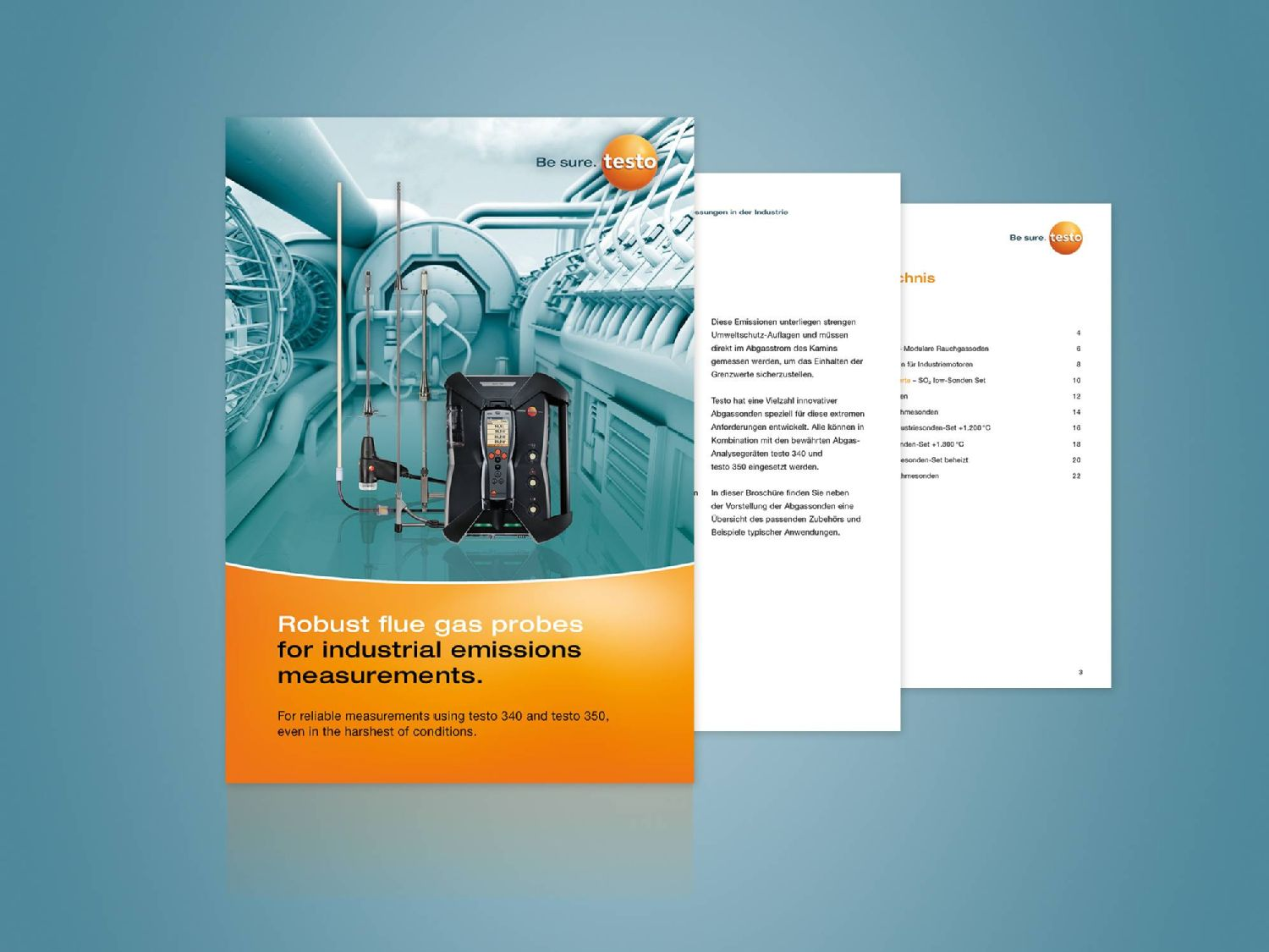 Brochure rookgassondes