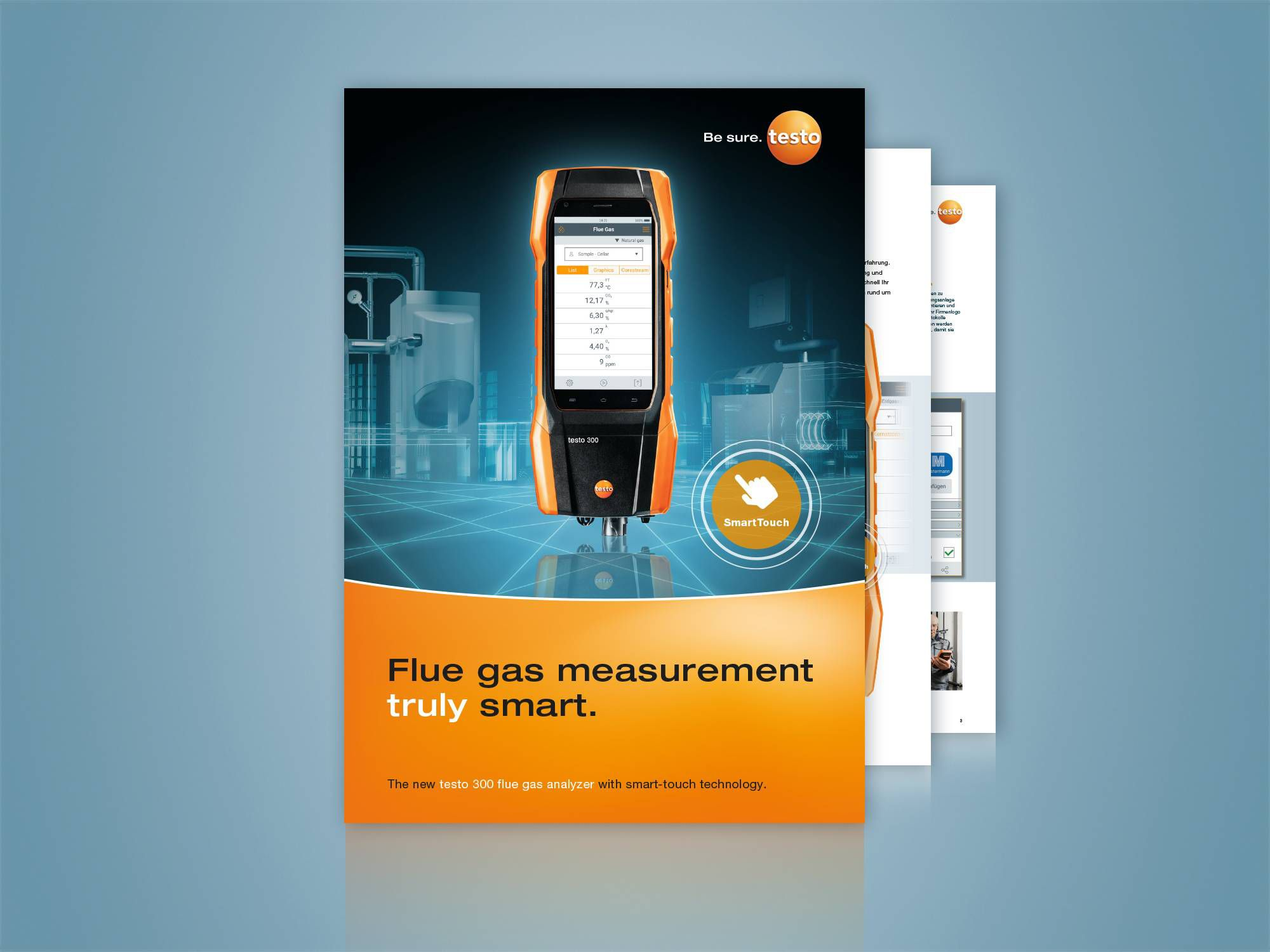 Download brochure testo 300