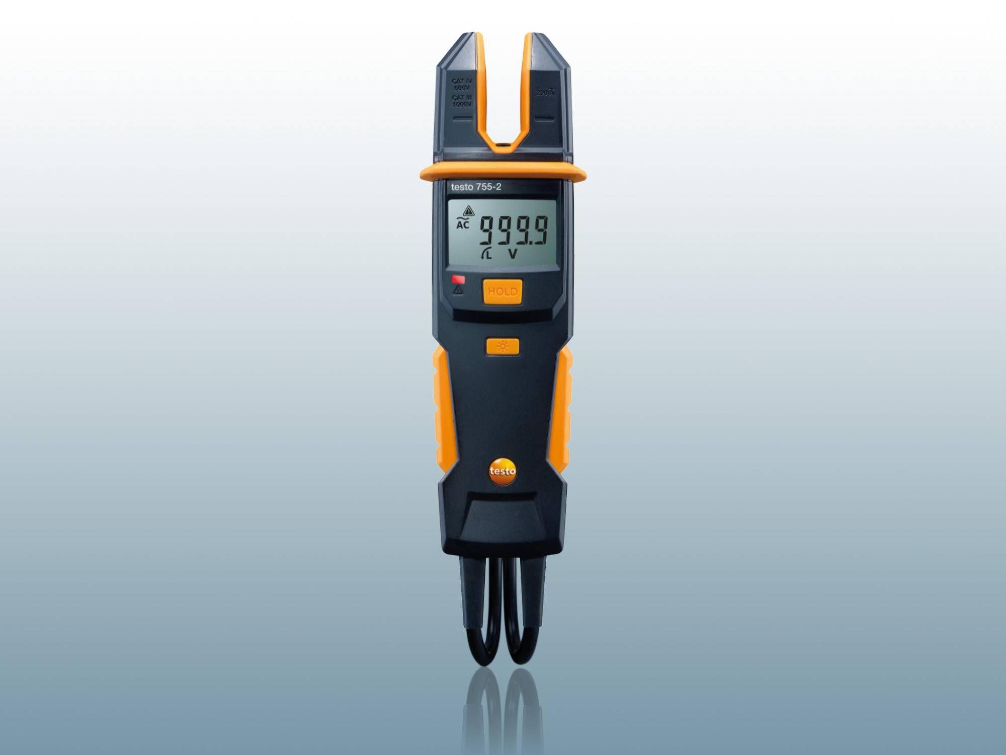 Strom-Spannungsprüfer testo 755-2