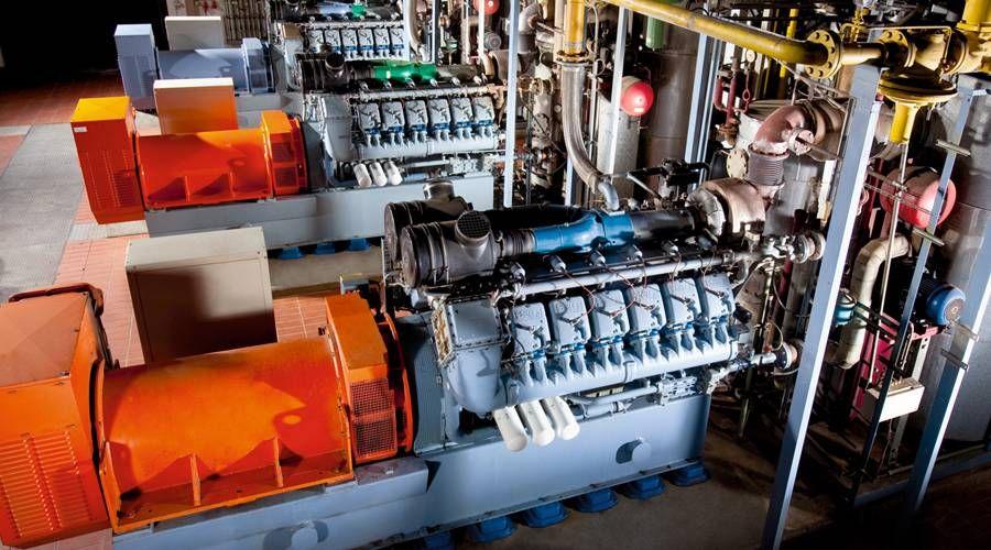 工业发动机的检测与调试