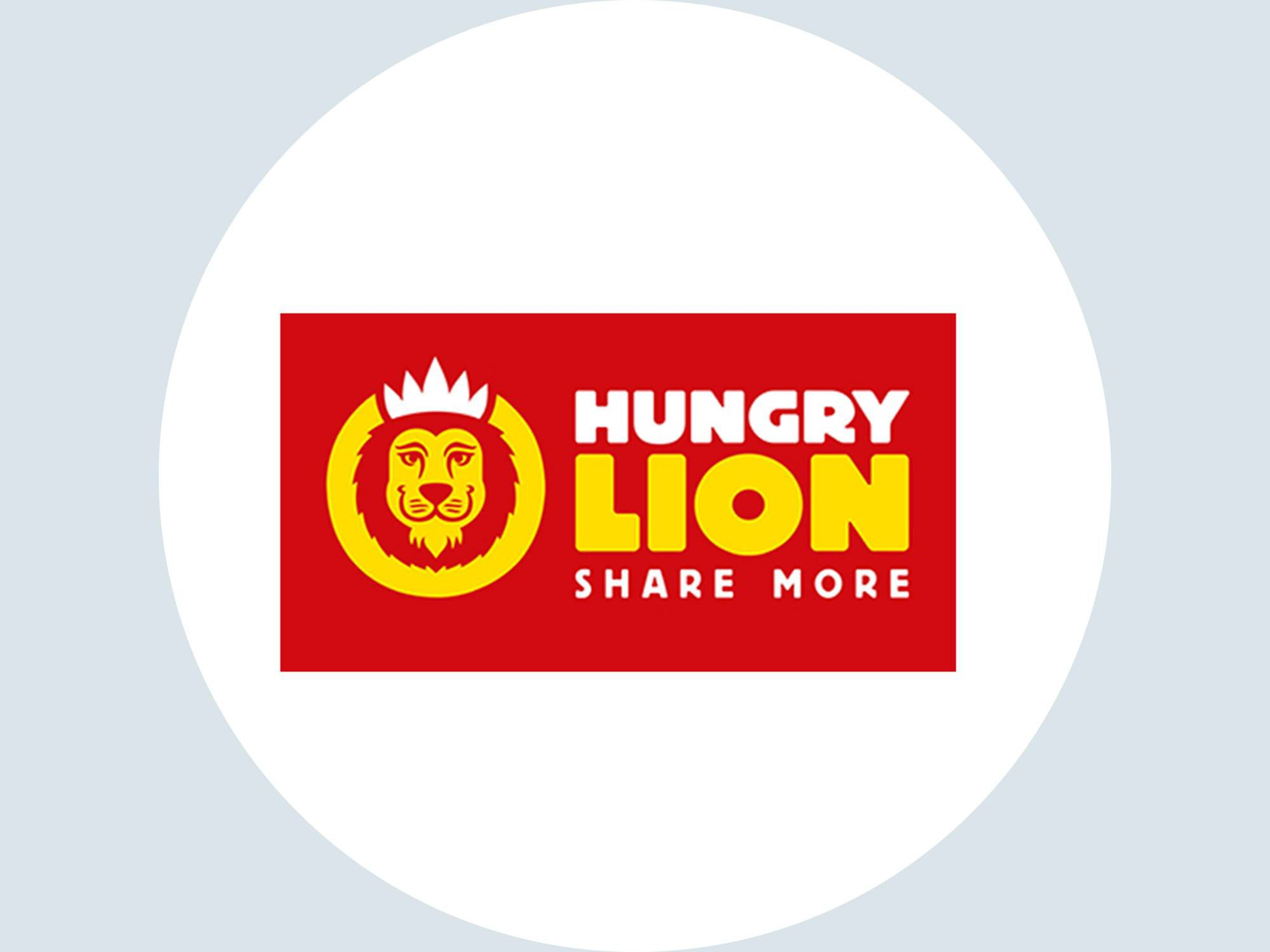Logo Hungry Lion