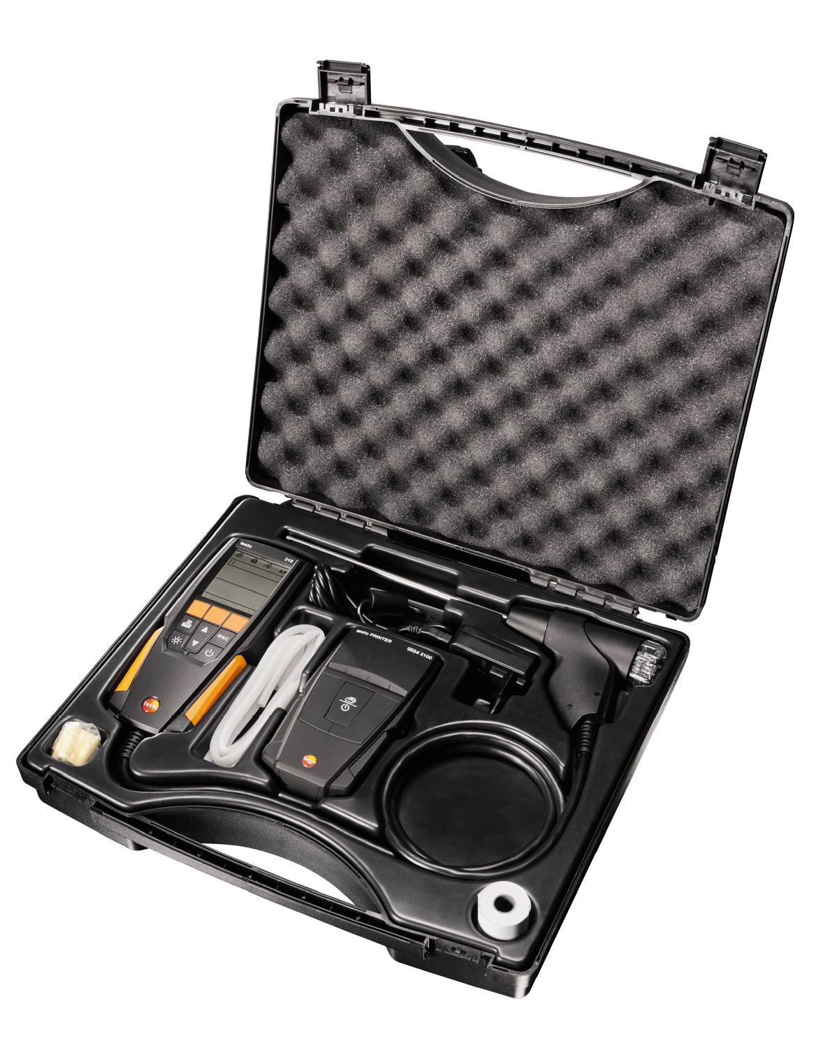 testo 310 set with printer