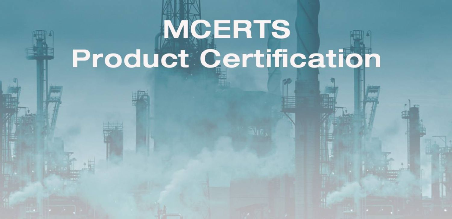 MCERTS Product Certification