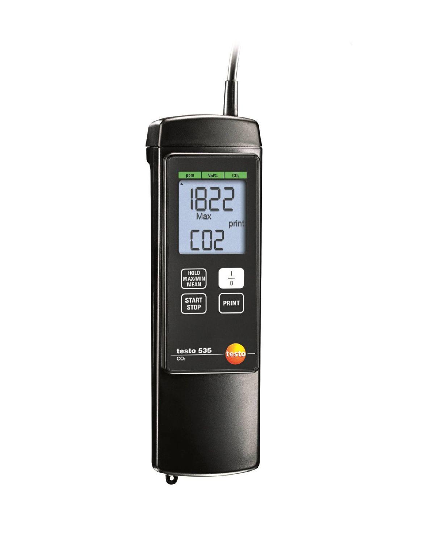 CO<sub>2</sub>, CO ölçüm cihazları