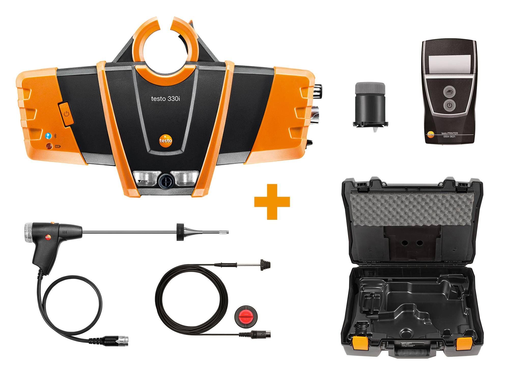 testo 330i LX Kit