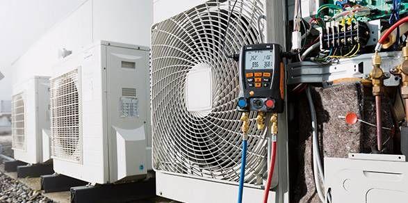 Instrumentos Testo para HVAC-R