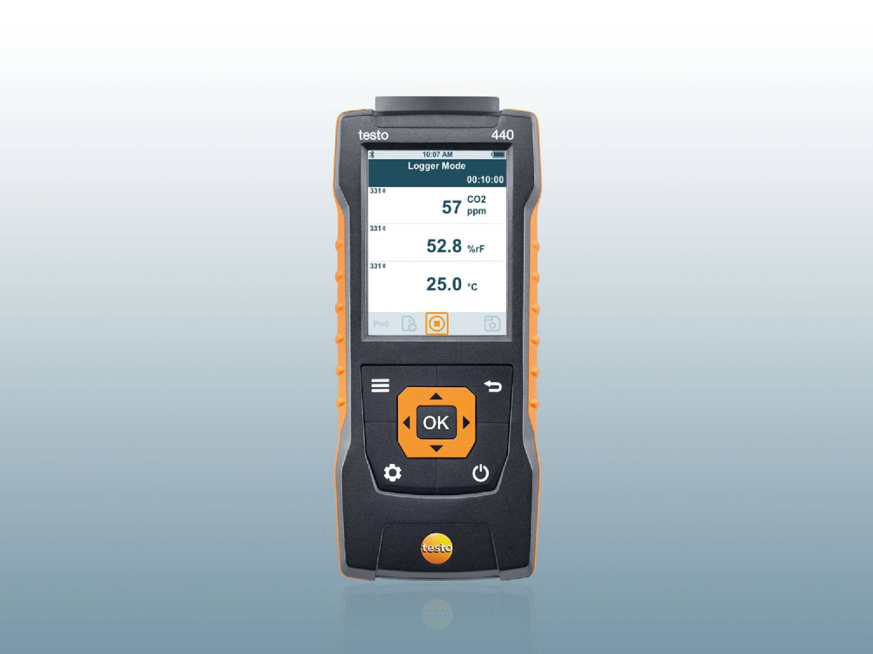 Oberflächentemperaturmessgerät von Testo