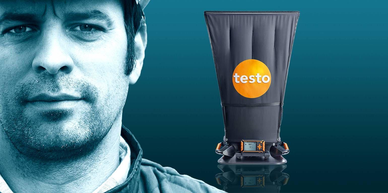 Produkttest testo 420 - Kundenstimme