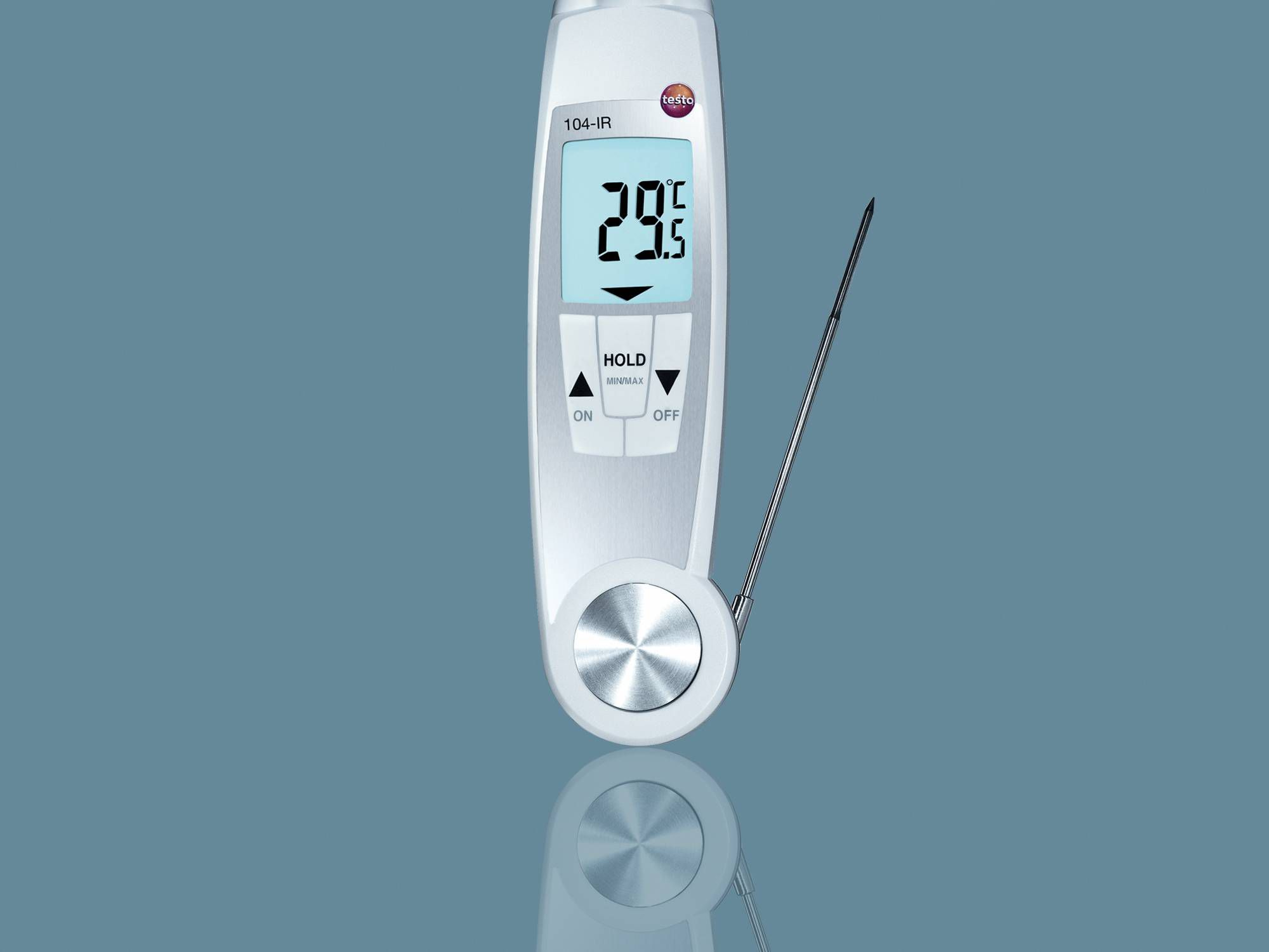 Penetration thermometer for food testo 103