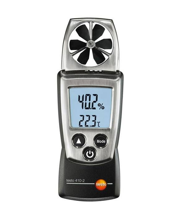 testo 410 anemometer