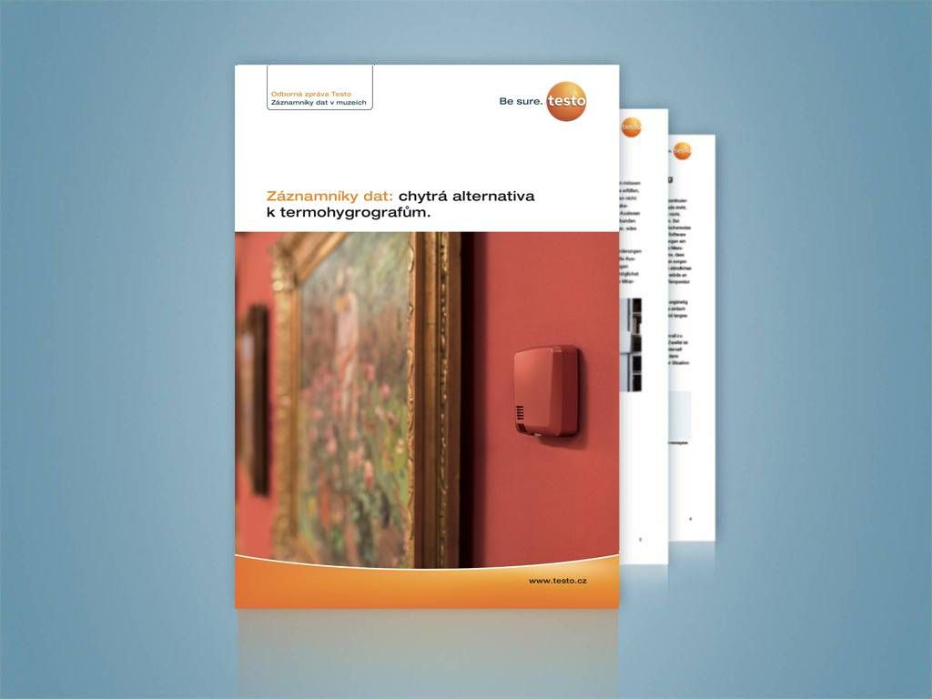 Expert report on data loggers in museums and archives
