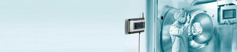 testo Saveris <br/>在线温湿度监测系统