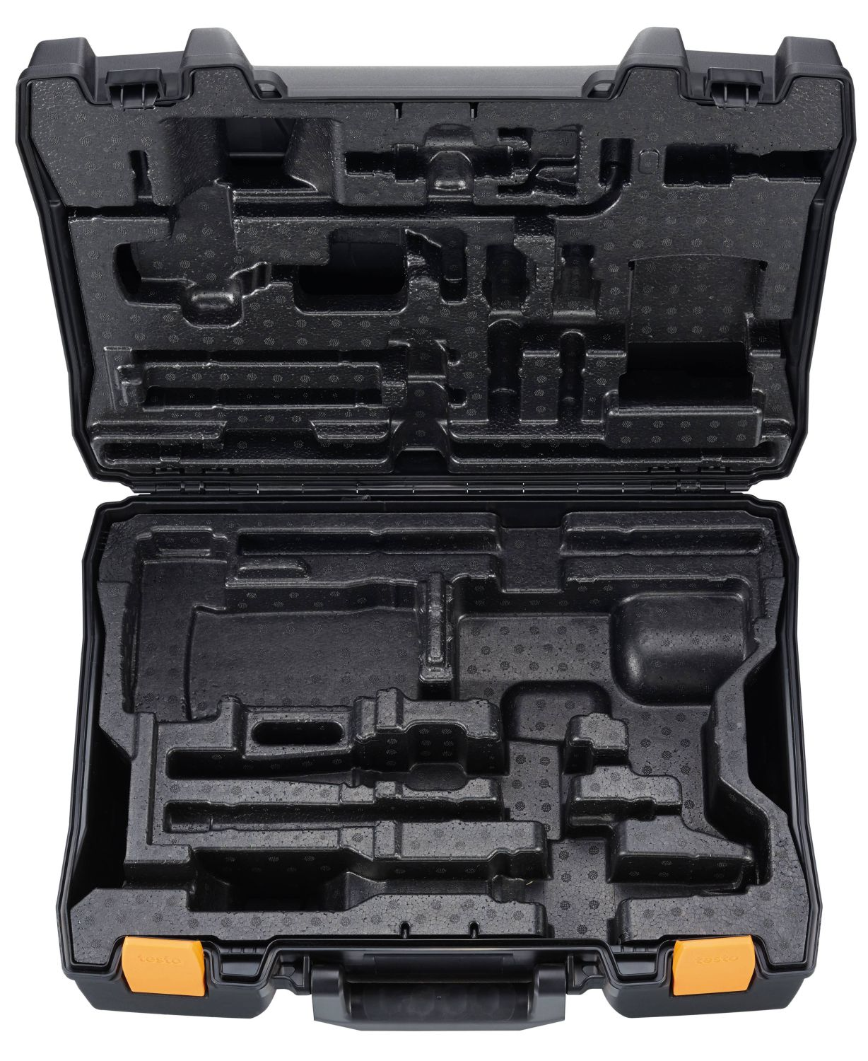 Transport case for air flow measurements