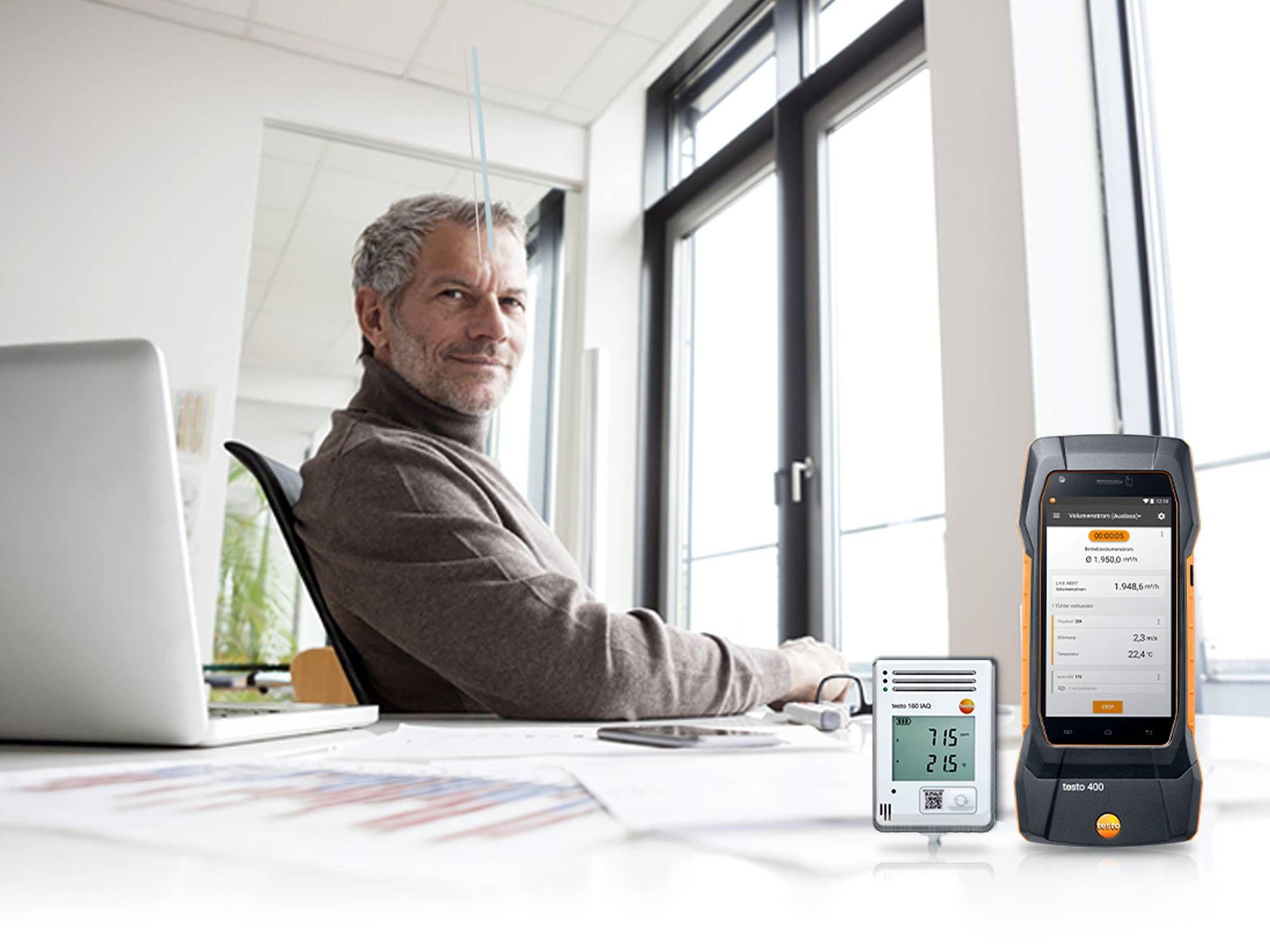 Messgeräte für den Erhalt der Gesundheit am Arbeitsplatz