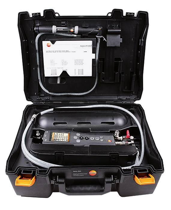 testo 324 Gas und Wasser Set
