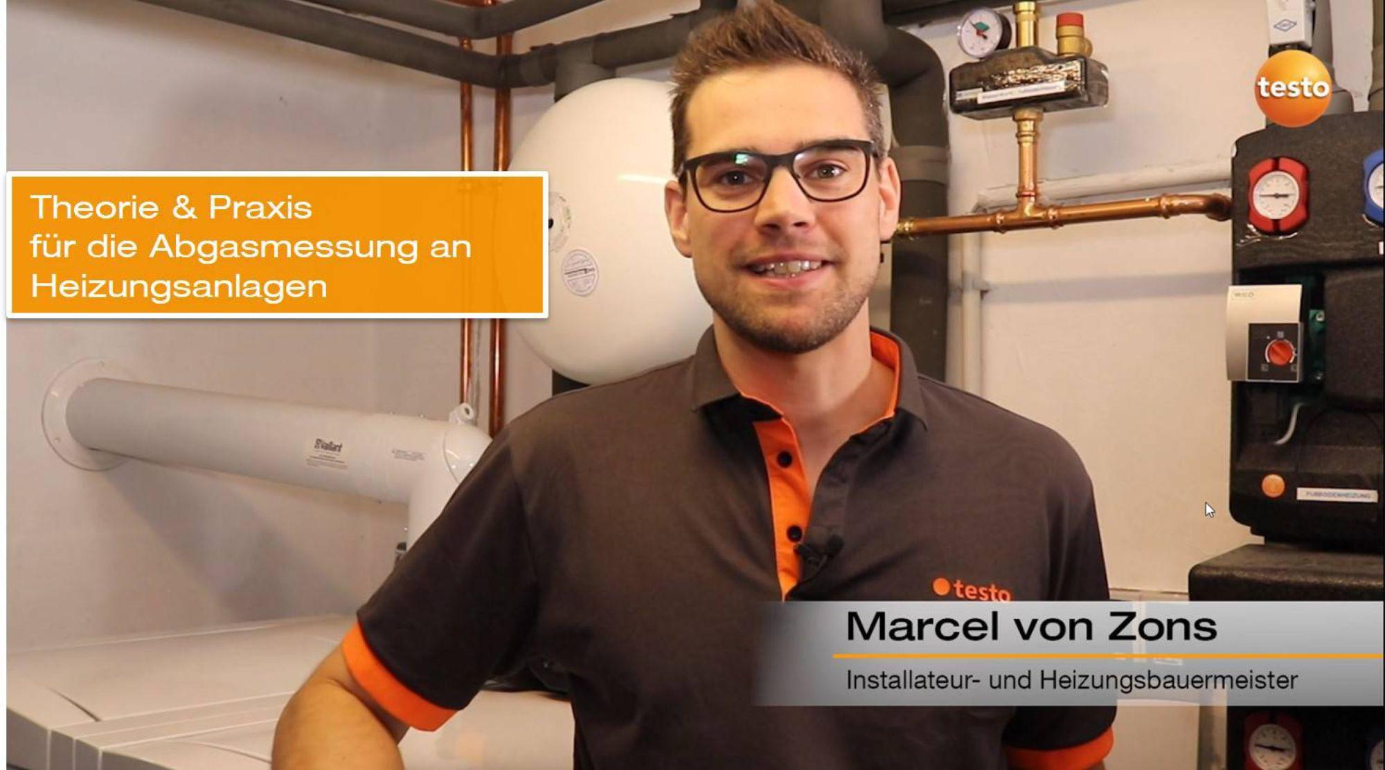 5-teiliges Lernvideopaket mit Marcel von Zons