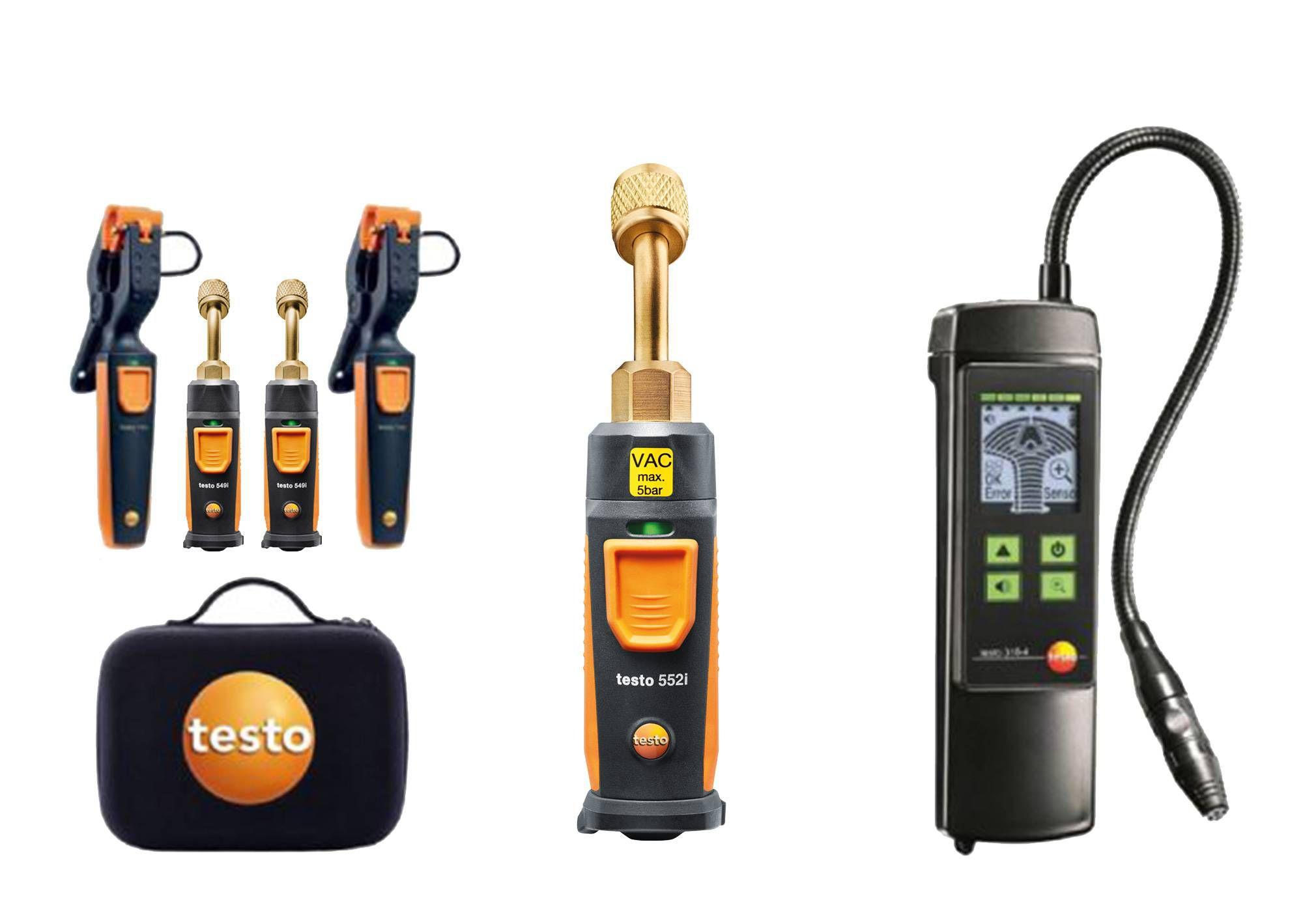 F-gáz promóciós szett javításhoz