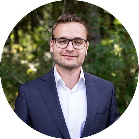 Applikationsspezialist Jan Bischop