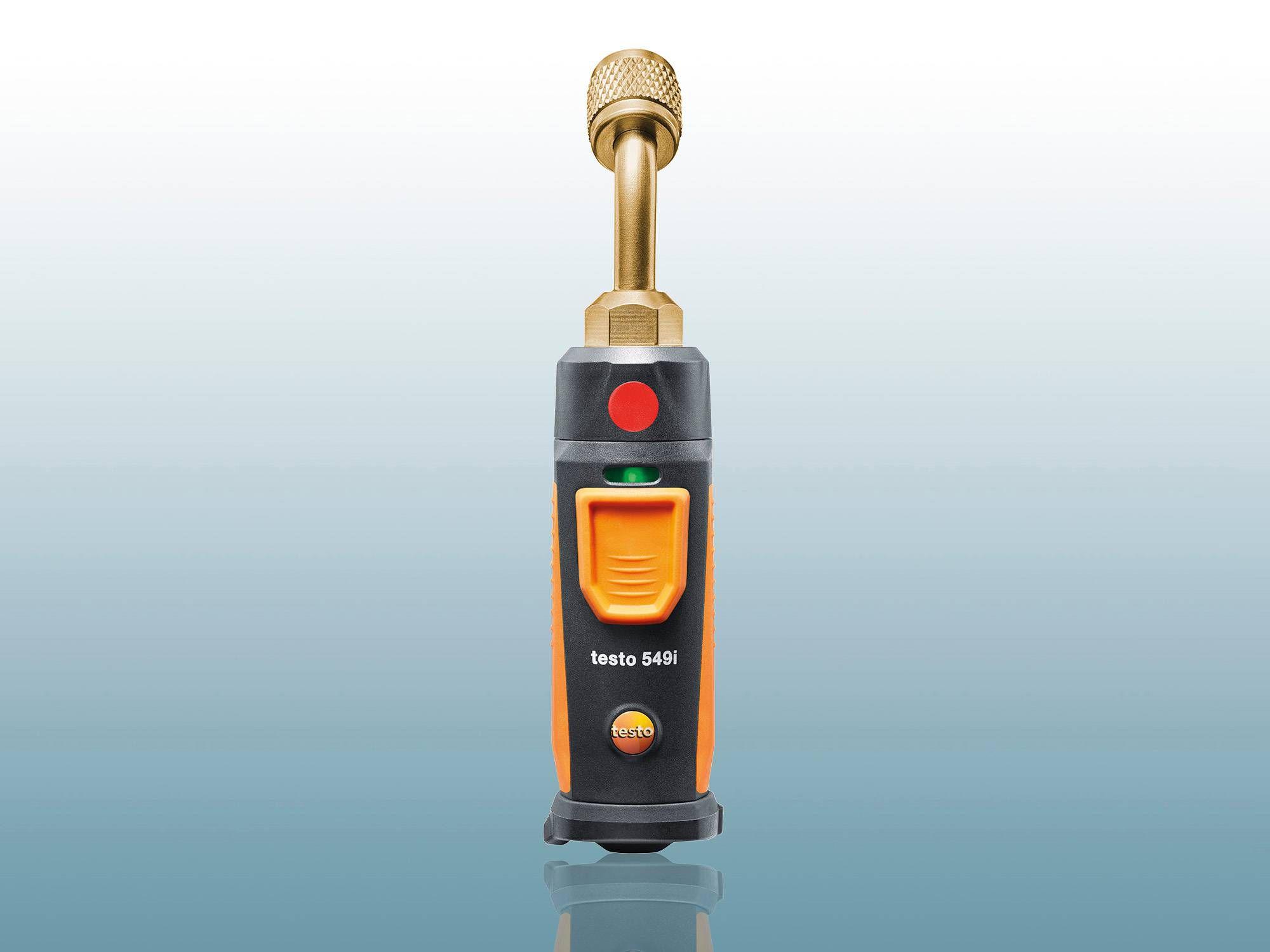 Analizador de alta presión