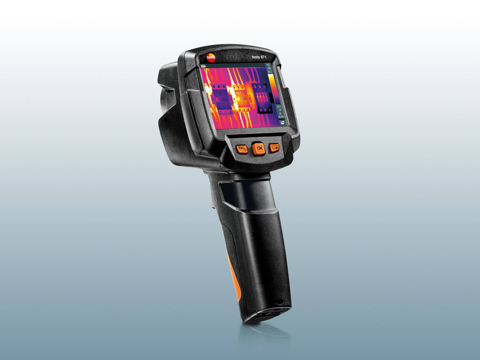 testo 871 thermal imager