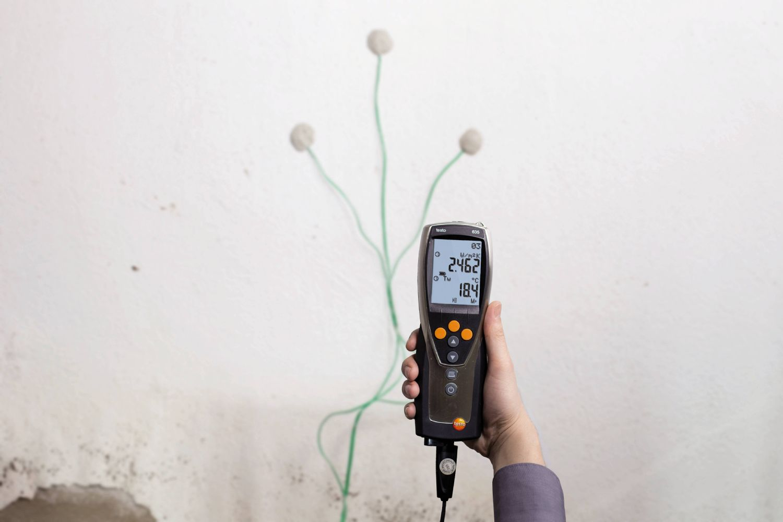Kit Thermo-hygromètre valeur U