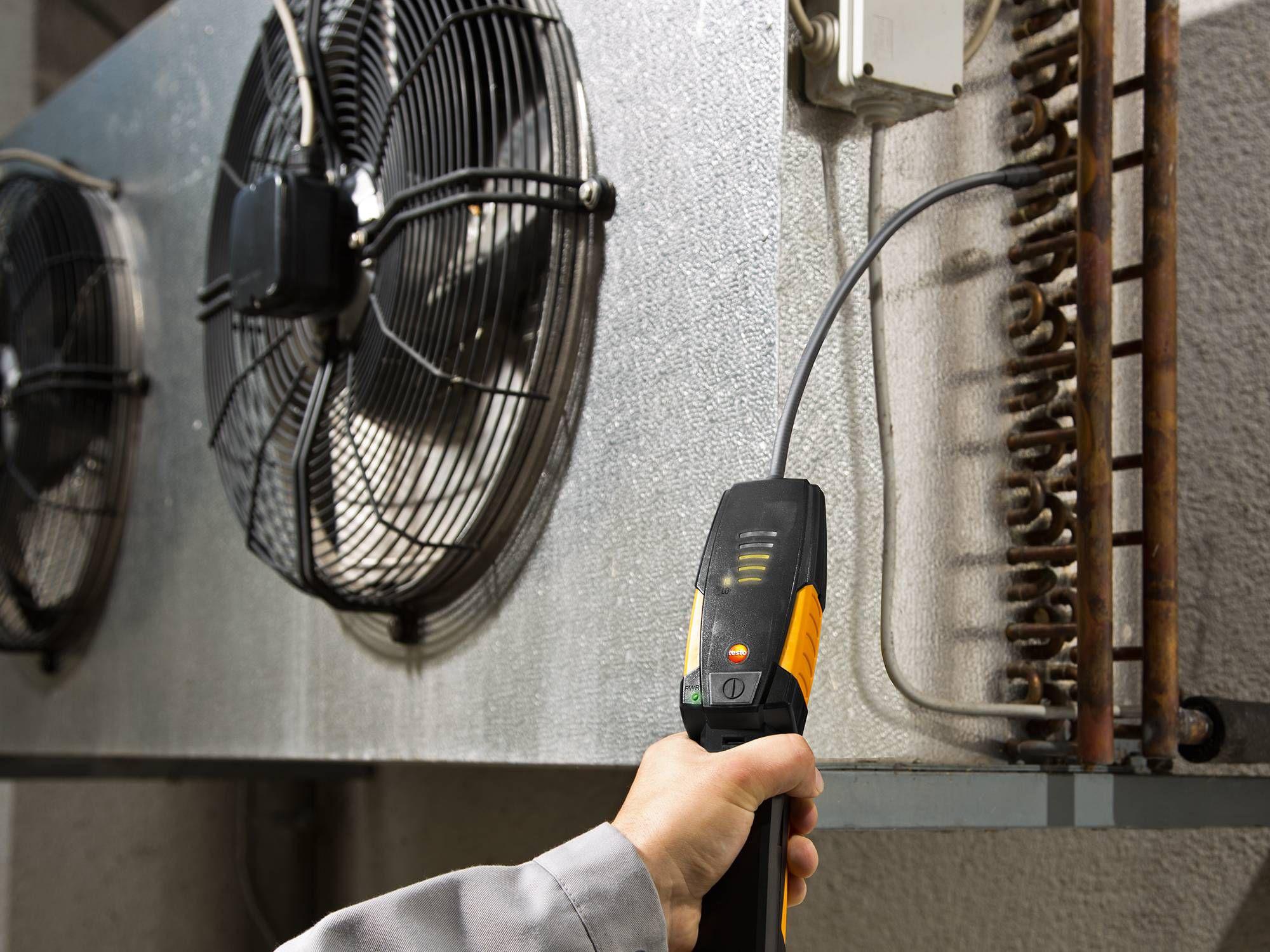 testo 316-3 leakge detector