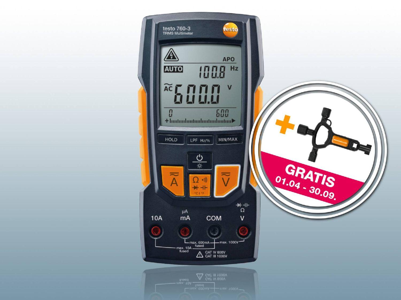 Digital-Multimeter testo 760-3