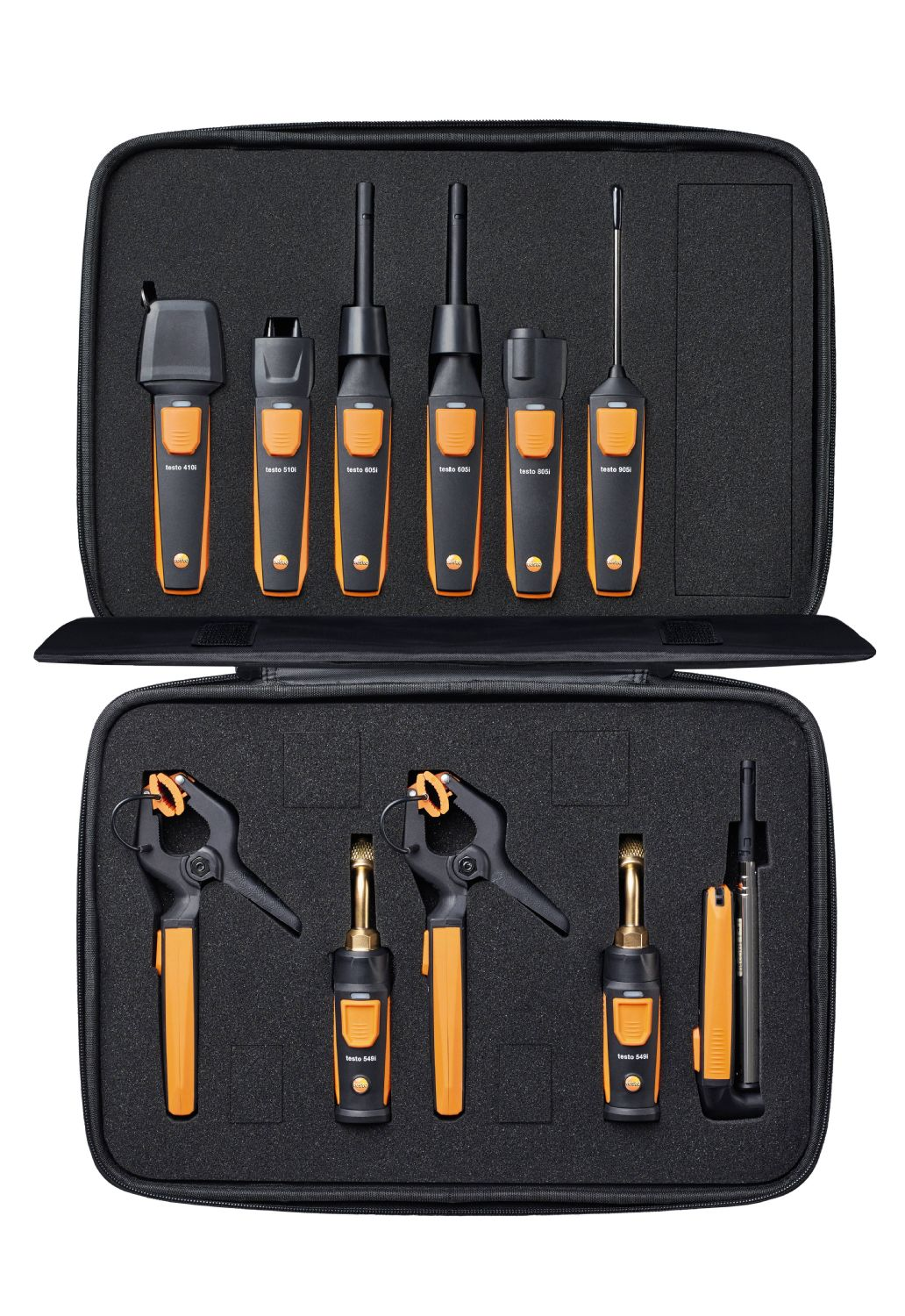 testo Smart Probes HKL-Ultimate-Set Lieferumfang