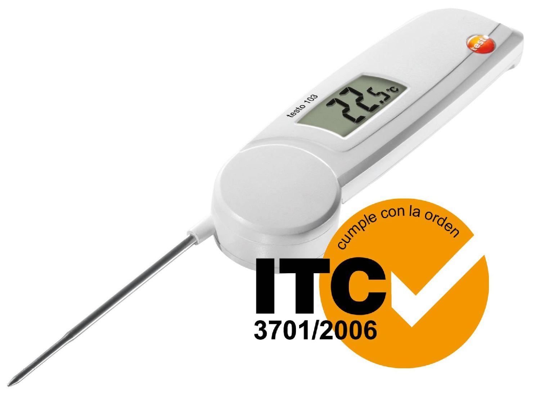 Termómetro para cocina testo 103