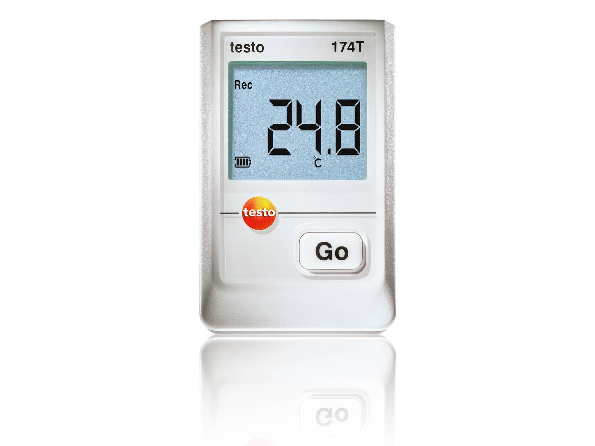 Temperature data logger testo 174 T