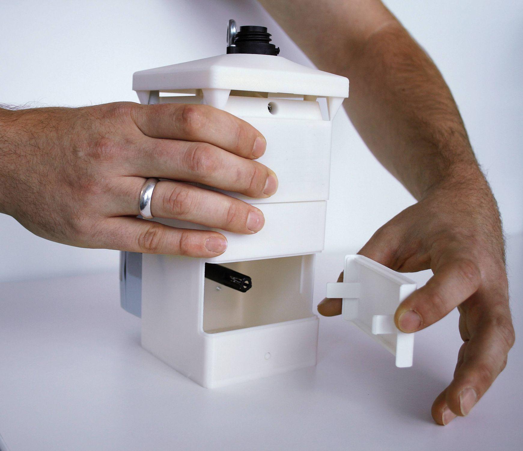 Transmetteur de température/d'humidité