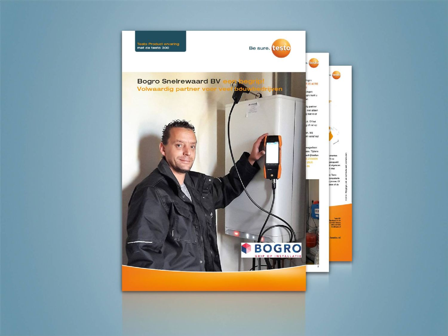 producttest testo 300 bogro