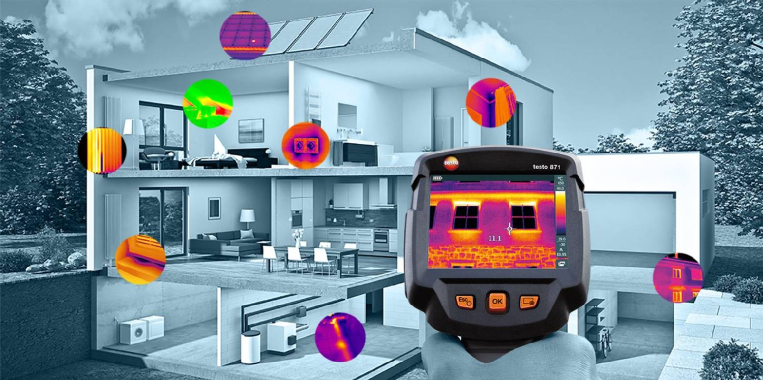 Thermography in facility management