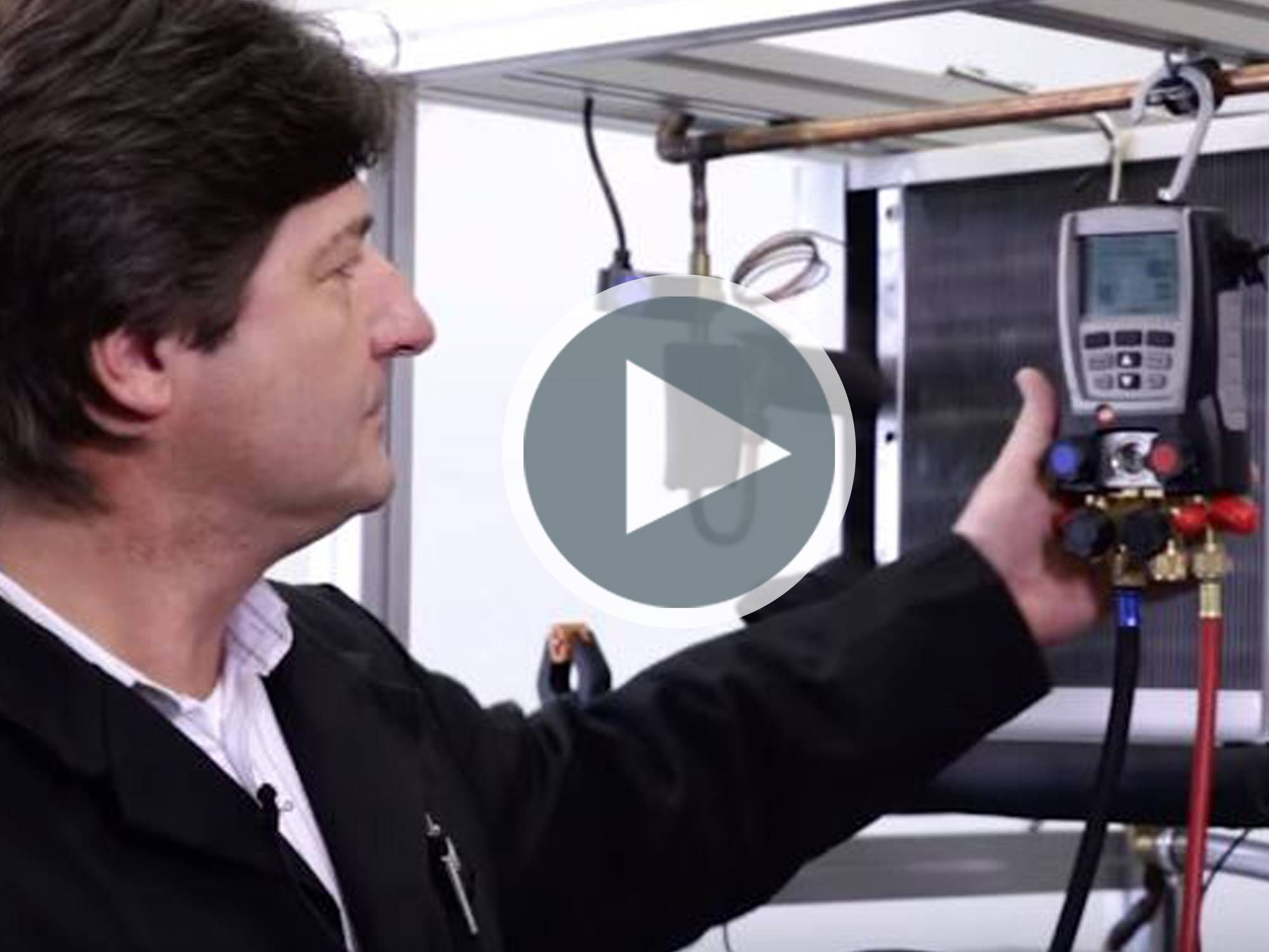 Applications Videos:  testo 570