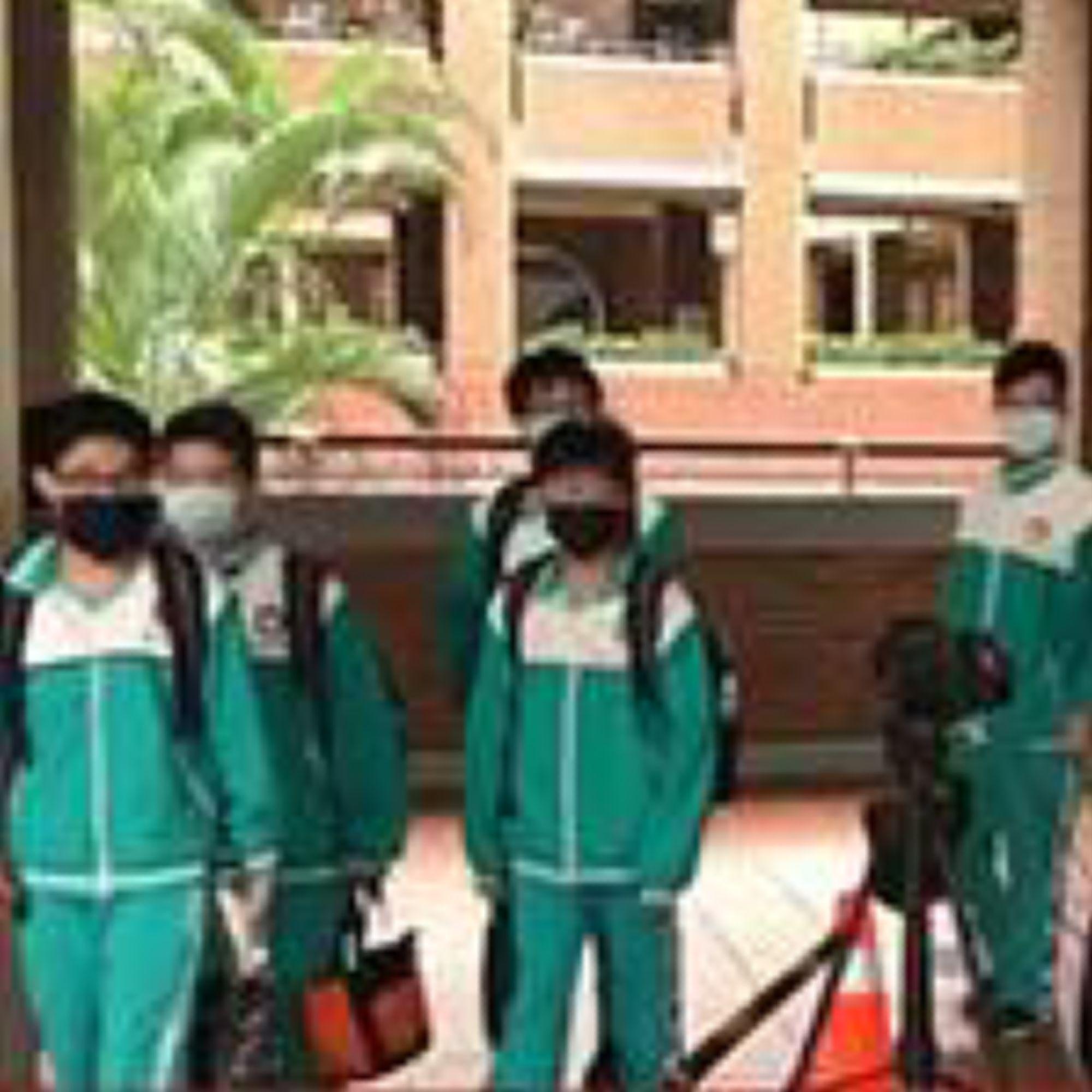 <h3>应用现场直击 | 台湾新北市某中学校园体表温度筛查</h3>