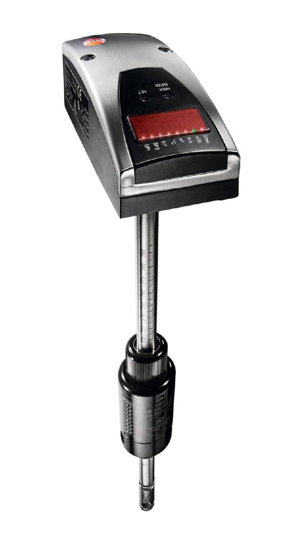 Débitmètre d'air comprimé avec sonde à tige (DN40-250)